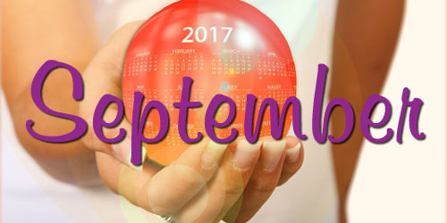 Monthly Marketing Holidays & Events for September 2017
